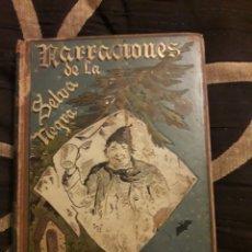 Libros antiguos: NARRACIONES DE LA SELVA NEGRA, LIBRO DE 1883. Lote 227277606