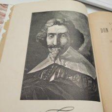 Libros antiguos: PRIMERA EDICIÓN DE DON QUIJOTE DE LA MANCHA EN CATATÁN - DON QUIXOT DE LA MANXA - 1891. Lote 216508052
