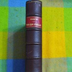 Libros antiguos: 1920. TOLEDO: PIEDAD. NOVELA. FELIX URABAYEN.. Lote 228219605