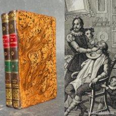 Libros antiguos: 1845 - OBRAS SELECTAS, CRÍTICAS, SATÍRICAS Y JOCOSAS - FRANCISCO DE QUEVEDO VILLEGAS - MINIATURA. Lote 228391425