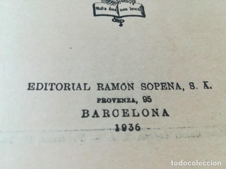 Libros antiguos: CONDE LEON TOLSTOI : ANA KARENIN - KARENINA - TOMO I Y II - SOPENA 1936 - Foto 7 - 228684065