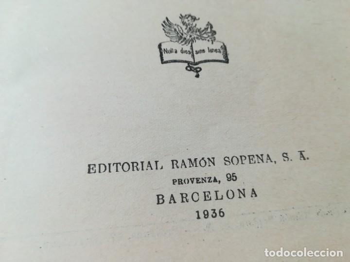Libros antiguos: CONDE LEON TOLSTOI : ANA KARENIN - KARENINA - TOMO I Y II - SOPENA 1936 - Foto 14 - 228684065