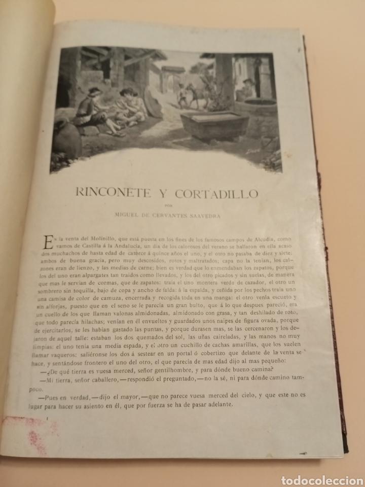 NOVELAS CERVANTES BIBLIOTECA PLUMA Y LÁPIZ. (Libros antiguos (hasta 1936), raros y curiosos - Literatura - Narrativa - Clásicos)