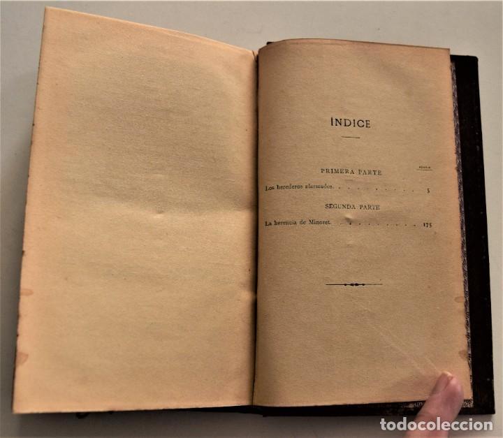 Libros antiguos: LOTE 7 LIBROS DE HONORE DE BALZAC DE LA COMEDIA HUMANA EDITADOS POR LUIS TASSO PRINCIPIOS SIGLO XX - Foto 5 - 230058240