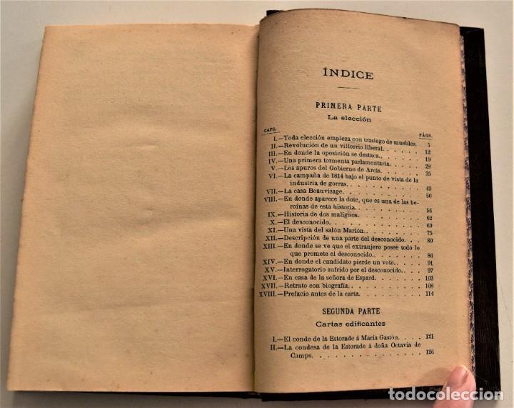 Libros antiguos: LOTE 7 LIBROS DE HONORE DE BALZAC DE LA COMEDIA HUMANA EDITADOS POR LUIS TASSO PRINCIPIOS SIGLO XX - Foto 10 - 230058240