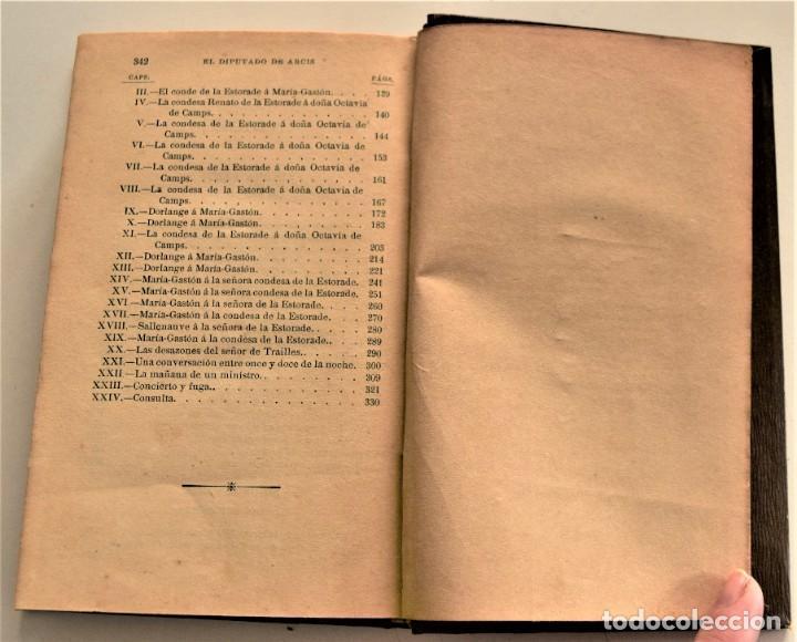 Libros antiguos: LOTE 7 LIBROS DE HONORE DE BALZAC DE LA COMEDIA HUMANA EDITADOS POR LUIS TASSO PRINCIPIOS SIGLO XX - Foto 11 - 230058240