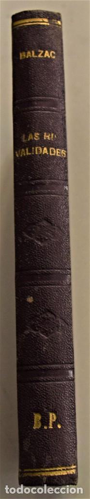 Libros antiguos: LOTE 7 LIBROS DE HONORE DE BALZAC DE LA COMEDIA HUMANA EDITADOS POR LUIS TASSO PRINCIPIOS SIGLO XX - Foto 17 - 230058240