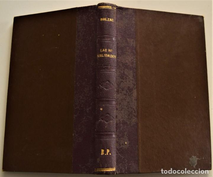 Libros antiguos: LOTE 7 LIBROS DE HONORE DE BALZAC DE LA COMEDIA HUMANA EDITADOS POR LUIS TASSO PRINCIPIOS SIGLO XX - Foto 18 - 230058240