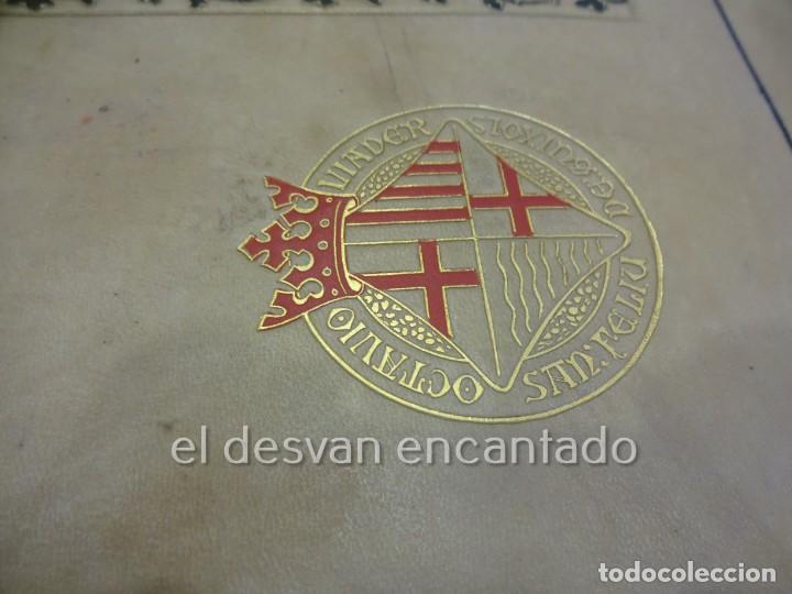 Libros antiguos: DON QUIXOTE DE LA MANCHA. Tomo II. Octavio Viader. San Feliu de Guixols. Año 1905 - Foto 5 - 232193070