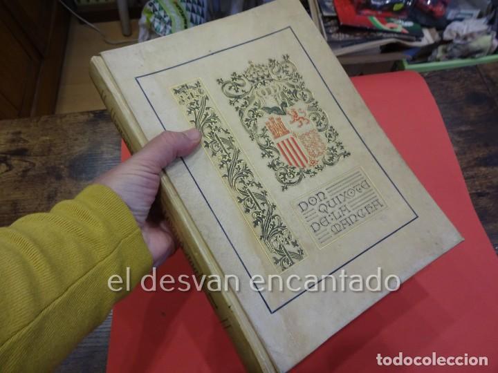 Libros antiguos: DON QUIXOTE DE LA MANCHA. Tomo II. Octavio Viader. San Feliu de Guixols. Año 1905 - Foto 14 - 232193070