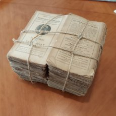 Libros antiguos: MOSSÈN JACINT VERDAGUER ILUSTRACIÓ CATALANA OBRES COMPLETES, LECTURA POPULAR SIN MANIPULAR 1910. Lote 232975000