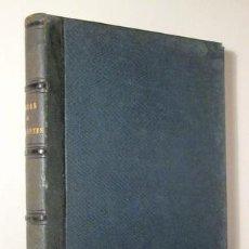 Livres anciens: CERVANTES, MIGUEL DE - OBRAS DE CERVANTES - MADRID 1866 - ILUSTRADO. Lote 233212715