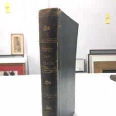 Livros antigos: DON QUIJOTE DE LA MANCHA Y EM BUSCAPIÉ POR MIGUEL DE CERVANTES 1866. Lote 235784370