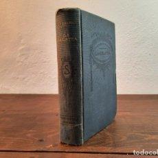Libros antiguos: LA GALATEA - M. DE CERVANTES SAAVEDRA - RAMON SOPENA EDITOR, NO CONSTA AÑO, BARCELONA. Lote 236046675