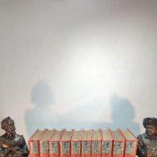 Libros antiguos: OBRAS COMPLETAS DE JULIO VERNE. PRIMERA EDICIÓN 11 VOLÚMENES. SAENZ DE JUBERA. MADRID. 1870.. Lote 236229665