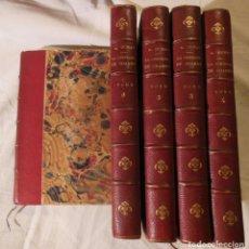 Libros antiguos: LA COMTESSE DE CHARNY OEUVRES COMPLETES TOMOS 2-3-4-5-6- ALEJANDRO DUMAS. 1900. Lote 236435970