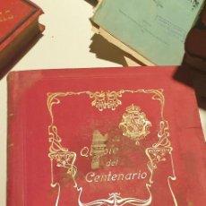 Libros antiguos: QUIJOTE DEL CENTENARIO TOMO LLL TERCERO MADRID 1907 EDITOR R.L.CABRERA. Lote 237550935