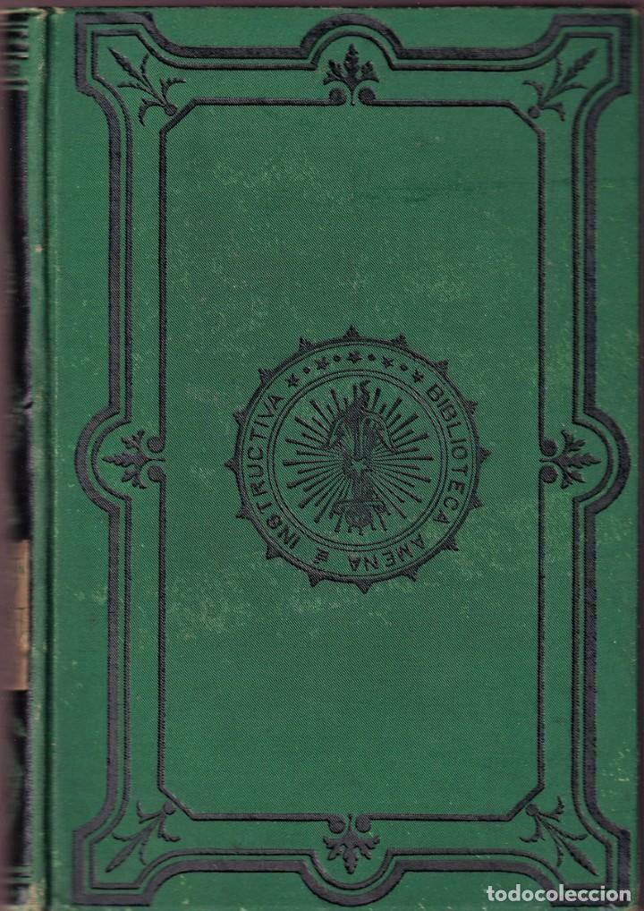 Libros antiguos: EL PARAÍSO PERDIDO - JOHN MILTON - ILUSTRADO POR GUSTAVO DORÉ - 1883 - Foto 4 - 240159875