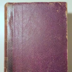 Libri antichi: CLARIN- LEOPOLDO ALAS - LA REGENTA (2 VOL. - COMPLETO) - C. 1900. Lote 241691235