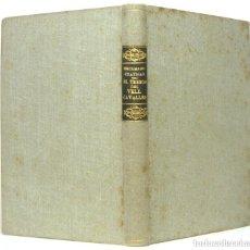 Libros antiguos: 1910 - ERCKMANN-CHATRIAN: EL TRESOR DEL VELL CAVALLER - BARCELONA, ED. CATALANA - TELA. Lote 263230190