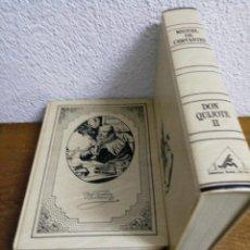 Livros antigos: MIGUEL DE CERVANTES /DON QUIJOTE DE LA MANCHA /EDICIONES RUEDA. Lote 243594390
