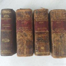 Libros antiguos: QUIJOTE 1831. Lote 243764240