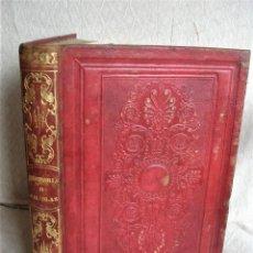 Libros antiguos: HISTORIA DE GIL BLAS DE SANTILLANA PADRE ISLA 1856. Lote 243839045