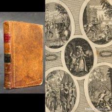 Libros antiguos: 1812 - GONZALO DE CORDOBA O LA RECONQUISTA DE GRANADA - GRABADO. Lote 243963300