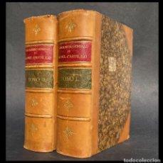Libros antiguos: 1882 - CANCIONERO GENERAL DE HERNANDO DEL CASTILLO - SOCIEDAD DE BIBLIOFILOS ESPAÑOLES. Lote 243982085