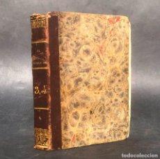 Libros antiguos: 1839 - EL CORSARIO ROJO - FENIMORE COOPER - NOVELA DE AVENTURAS. Lote 244000305