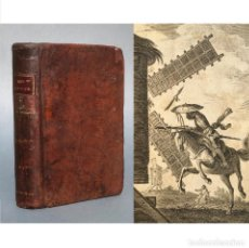 Libros antiguos: 1787 - EL INGENIOSO HIDALGO DON QUIXOTE DE LA MANCHA - MIGUEL DE CERVANTES SAAVEDRA - QUIJOTE. Lote 244000785