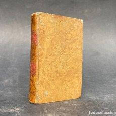 Libros antiguos: 1801 - ROMAN COMIQUE PAR M PAUL SCARRON - NOVELA COMICA -. Lote 244001315