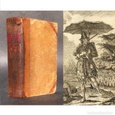 Libros antiguos: AÑO 1776 - ROBINSON CRUSOE - VIE ET LES AVENTURES SURPRENANTES DE. Lote 278197623