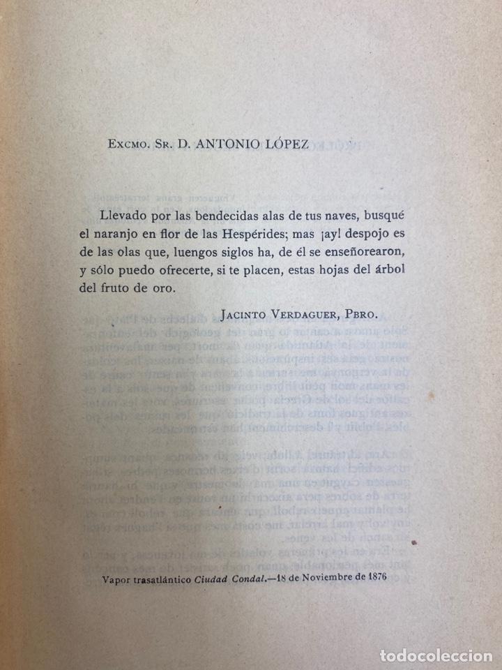 Libros antiguos: L-5486. LA ATLANTIDA, J.VERDAGUER. TRADUCCIO CASTELLANA PER MELCIOR DE PALAU. 1905. - Foto 8 - 244176120