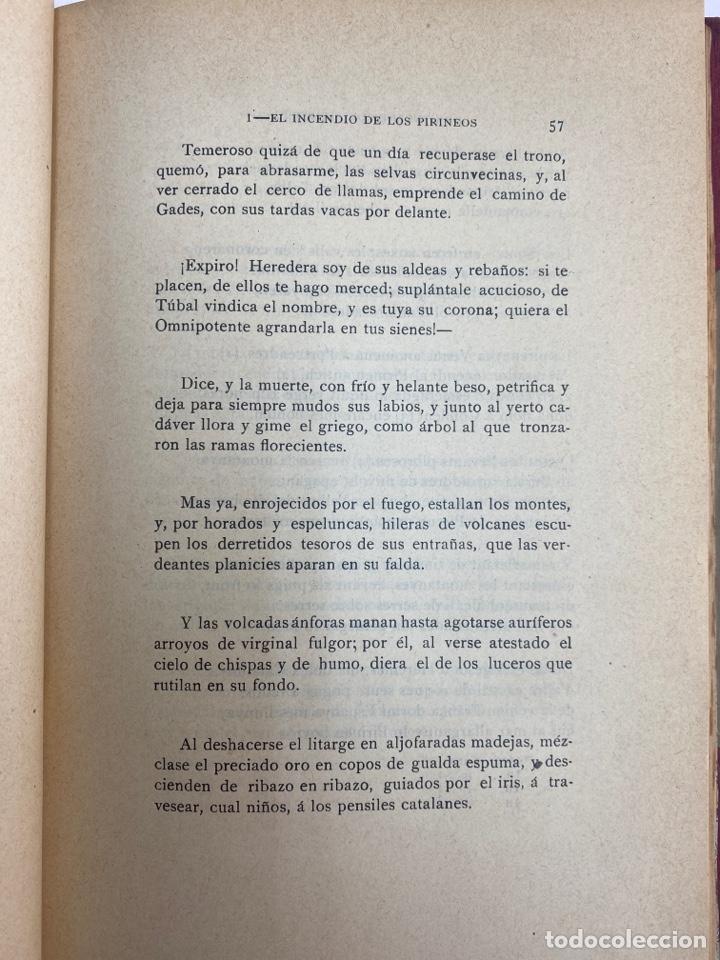Libros antiguos: L-5486. LA ATLANTIDA, J.VERDAGUER. TRADUCCIO CASTELLANA PER MELCIOR DE PALAU. 1905. - Foto 9 - 244176120