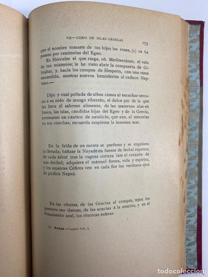 Libros antiguos: L-5486. LA ATLANTIDA, J.VERDAGUER. TRADUCCIO CASTELLANA PER MELCIOR DE PALAU. 1905. - Foto 11 - 244176120