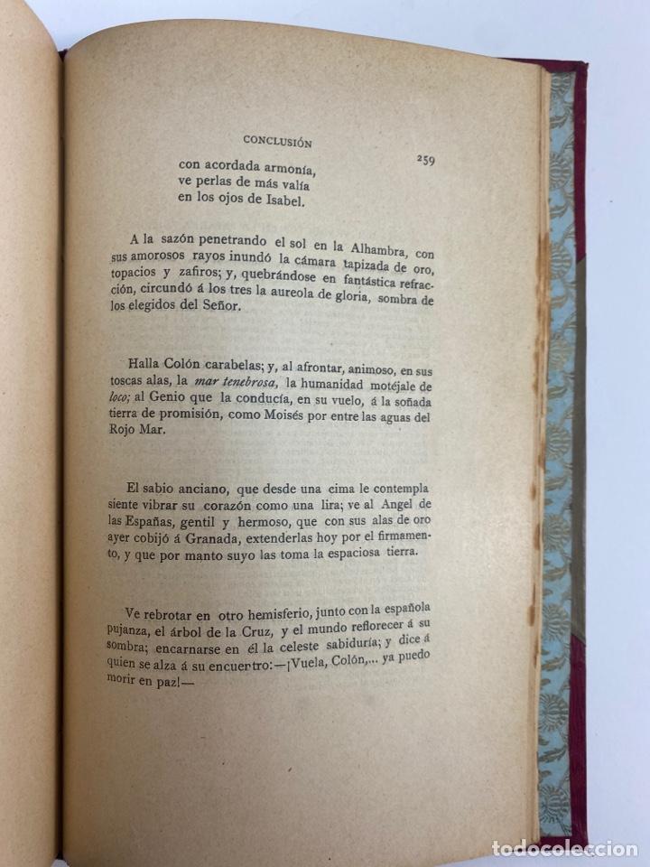 Libros antiguos: L-5486. LA ATLANTIDA, J.VERDAGUER. TRADUCCIO CASTELLANA PER MELCIOR DE PALAU. 1905. - Foto 13 - 244176120