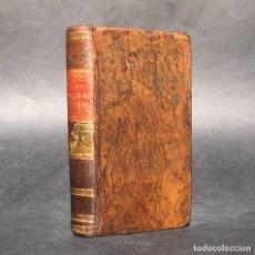 Libros antiguos: 1816 - VOZ DE LA NATURALEZA. MEMORIAS O ANÉCDOTAS CURIOSAS E INSTRUCTIVAS - CASTILLO DE GARCI MUÑOZ. Lote 244204415