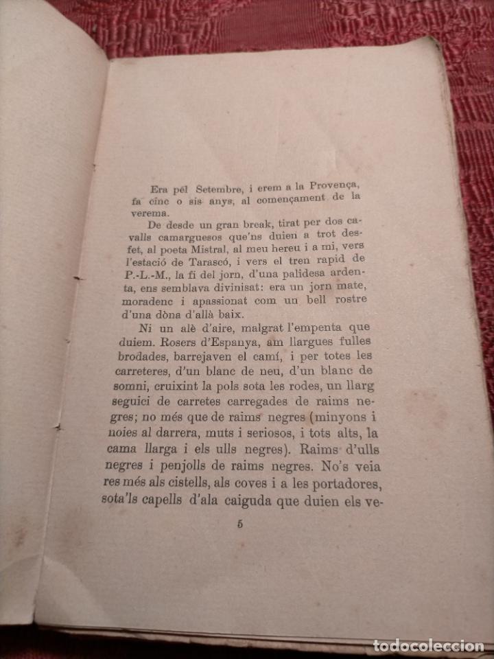 Libros antiguos: ALFONS DAUDET PORT TARASCO AVENTURES DE LILUSTRE TARTARIN CATALÀ SANTIAGO RUSIÑOL - Foto 4 - 245082145
