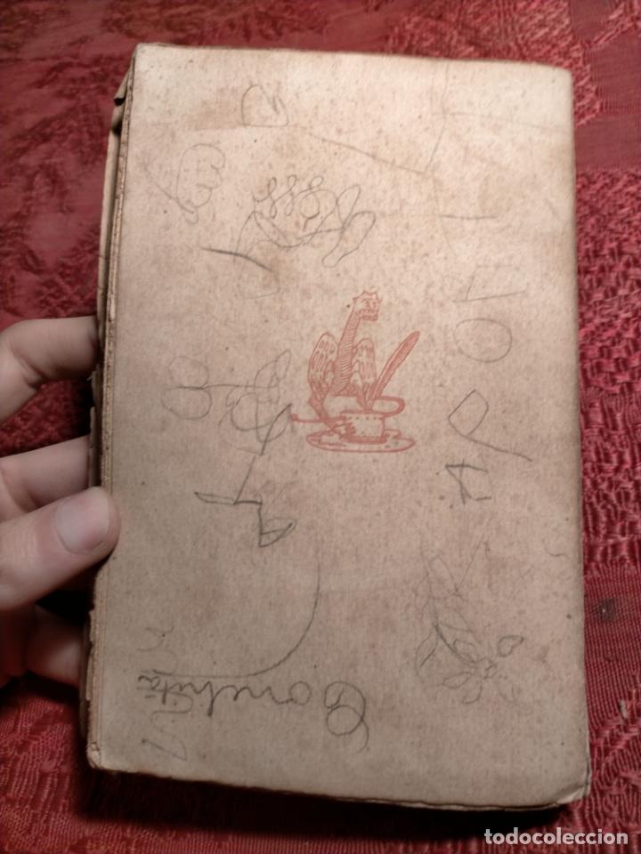 Libros antiguos: ALFONS DAUDET PORT TARASCO AVENTURES DE LILUSTRE TARTARIN CATALÀ SANTIAGO RUSIÑOL - Foto 7 - 245082145