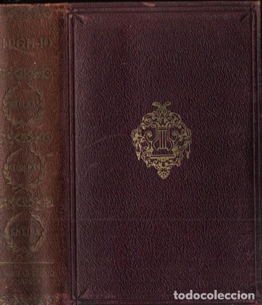 PUBLIO VIRGILIO MARON : OBRAS COMPLETAS (AGUILAR, 1934) PRÓLOGO DE LORENZO RIBER (Libros antiguos (hasta 1936), raros y curiosos - Literatura - Narrativa - Clásicos)