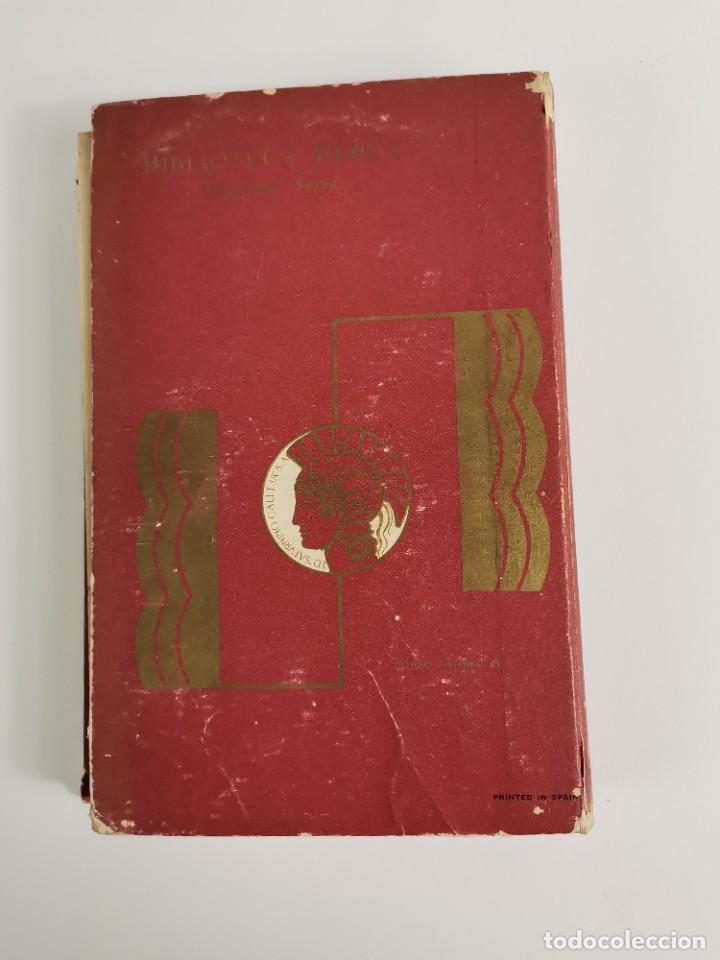Libros antiguos: L-5920. QUO VADIS…? NOVELA DE LOS TIEMPOS DE NERÓN. HENRIK SIENKIEWICZ.1923.ADAPTACION ESPAÑOLA. - Foto 10 - 245423425
