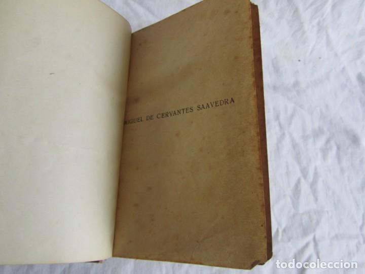 Libros antiguos: Don Quijote de la Mancha, 1915, Labarta - Foto 8 - 245458200