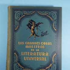 Libros antiguos: EL INGENIOSO HIDALGO DON QUIJOTE DE LA MANCHA (100 LAMINAS G. DORE), IBERIA JOAQUIN GIL 1933 380 PAG. Lote 246089755