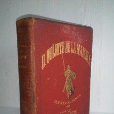 Libros antiguos: DON QUIJOTE DE LA MANCHA - AÑO 1897 - CERVANTES - DIBUJOS DE G.DORE... Lote 246155420