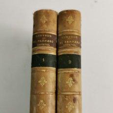 Libros antiguos: EL PARNASO ESPAÑOL CON LAS NUEVE MUSAS CASTELLANAS.D.FRANCISCO DE QUEVEDO Y VILLEGAS.1883-1884.. Lote 246504235