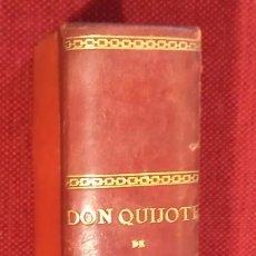 Libros antiguos: DON QUIJOTE DE LA MANCHA - CERVANTES - 1883. Lote 246939850