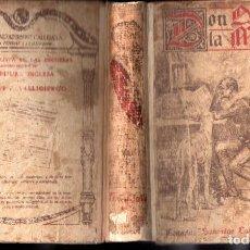 Libros antiguos: CERVANTES : DON QUIJOTE DE LA MANCHA (SATURNINO CALLEJA, 1905). Lote 248777025