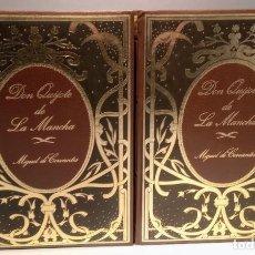Libros antiguos: DON QUIJOTE DE LA MANCHA - CERVANTES - DIAZ DE BENJUMEA - NUMERADA EJ.: 7 - DORE - BALACA - PELLICER. Lote 249427790