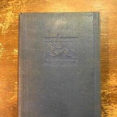 Livros antigos: UN MUNDO FELIZ, ALDOUS HUXLEY PRIMERA EDICIÓN!. Lote 251877610